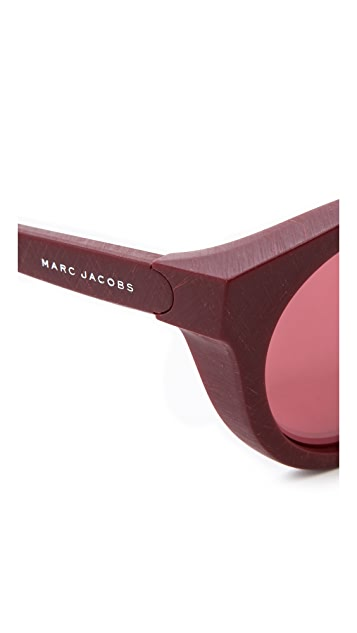 Marc Jacobs Sunglasses Bold Mirrored Sunglasses