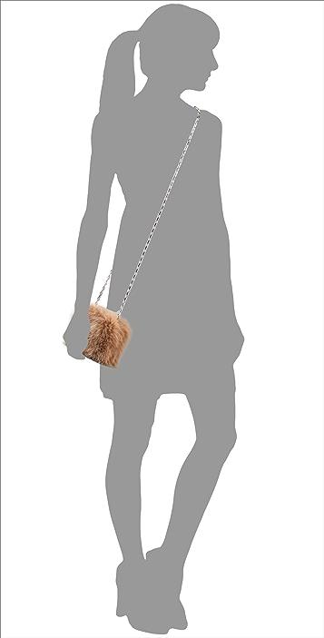 Michael Kors Collection Hutton Box Frame Bag
