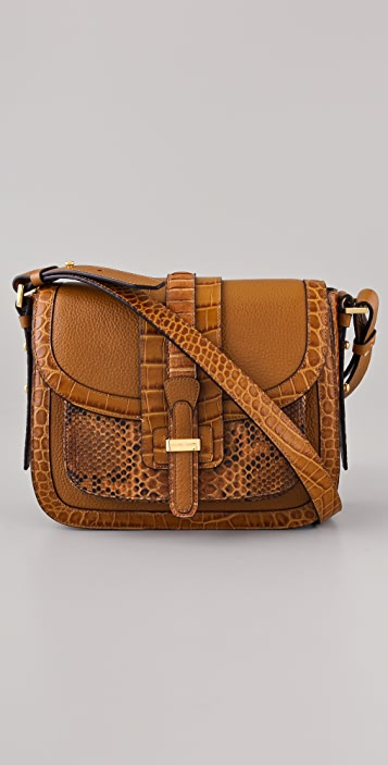 a37420258d01 Michael Kors Collection Gia Saddle Bag | SHOPBOP