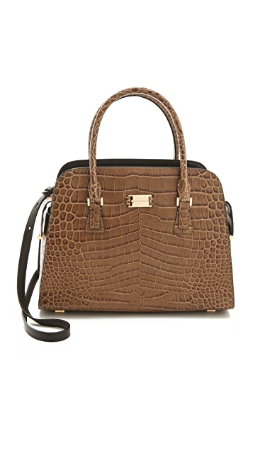 Michael Kors Collection Gia Satchel