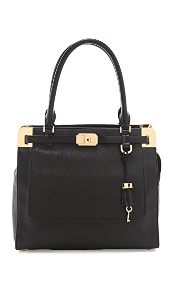 Michael Kors Collection Blake Satchel