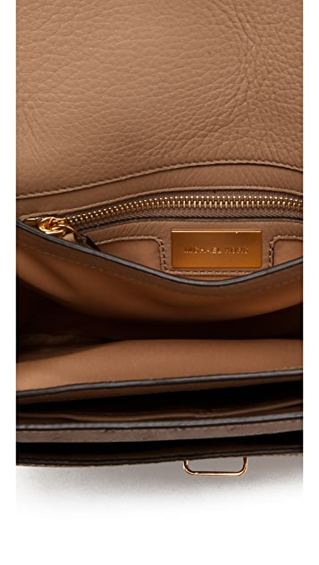 Michael Kors Collection Gia Saddle Bag