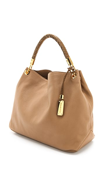 9d4170a4f59a ... Michael Kors Collection Skorpios Large Shoulder Bag ...