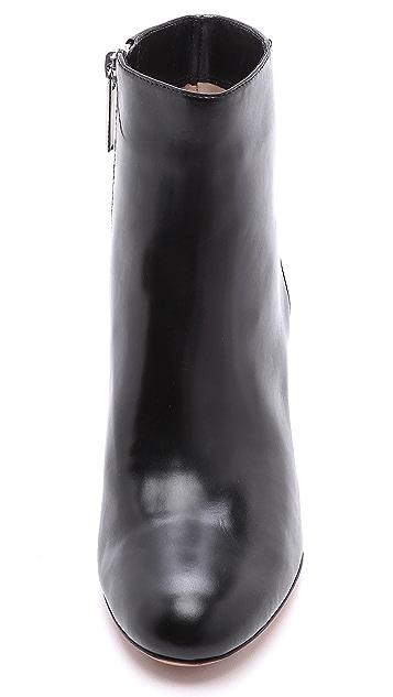 Michael Kors Collection Vivi Two Tone Booties