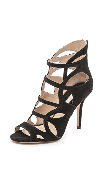 Michael Kors Collection Casey Cutout Sandals