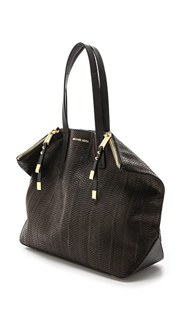Michael Kors Collection Miranda Zips Large Shopper