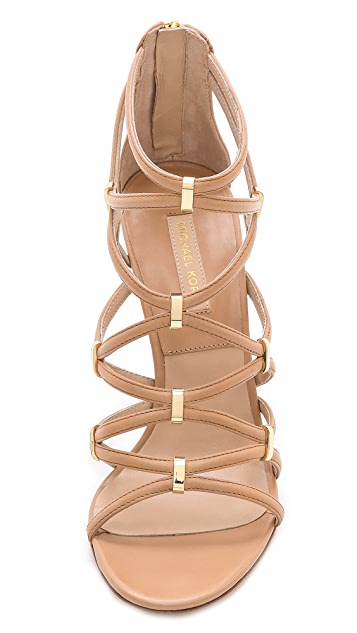 Michael Kors Collection Charlene Strappy Sandals