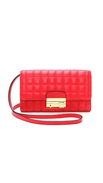 Michael Kors Collection Gia Clutch