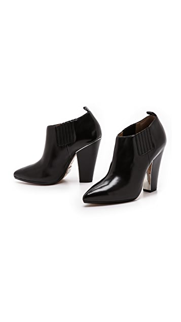Michael Kors Collection Lacy Booties