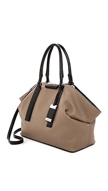 Michael Kors Collection Lexi Large Satchel