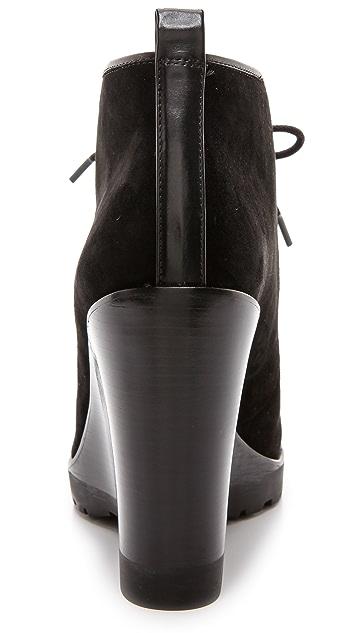 Michael Kors Collection Beth Wedge Booties