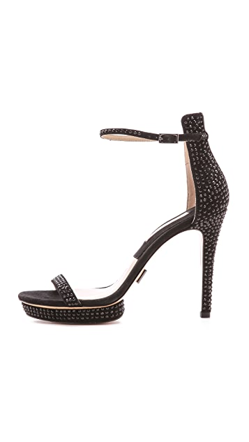 Michael Kors Collection Doris Platform Sandals