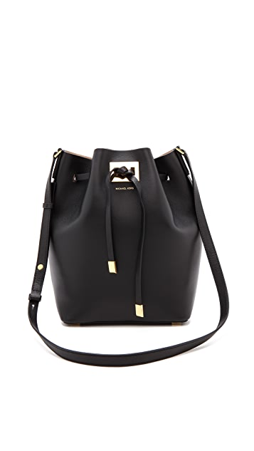Michael Kors Collection Large Miranda Drawstring Bag