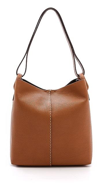b875396e5e2d Michael Kors Collection Rogers Slouchy Hobo Bag