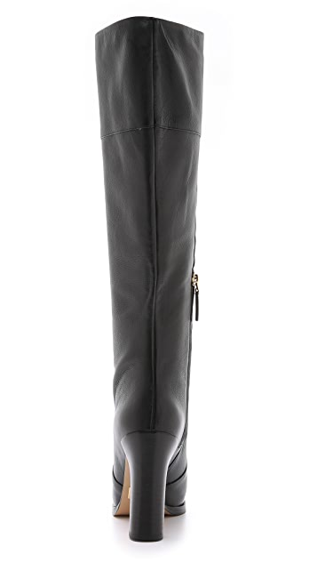 Michael Kors Collection Daryl Knee Boots