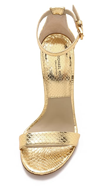 Michael Kors Collection Jacqueline Sandals