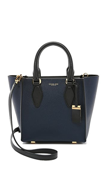 Michael Kors Collection Gracie Small Tote ...