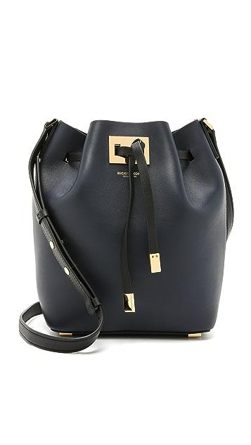 2ce9d3f1d45e Michael Kors Collection Miranda Medium Drawstring Bag