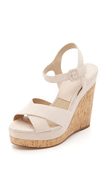 037dcc133e0a Michael Kors Collection Cate Wedges