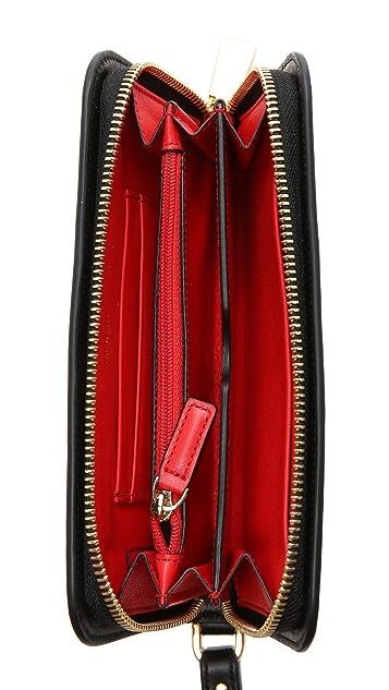 Michael Kors Collection Celeste Phone Wristlet
