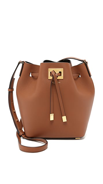 4b82858d9c03 Michael Kors Collection Miranda Medium Bucket Bag | SHOPBOP
