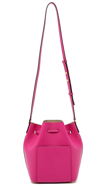 Michael Kors Collection Miranda Medium Bucket Bag