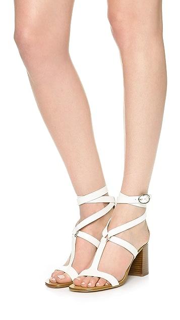 Michael Kors Collection Ellison City Sandals