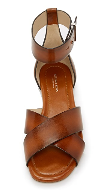 Michael Kors Collection Robbie Flat Sandals