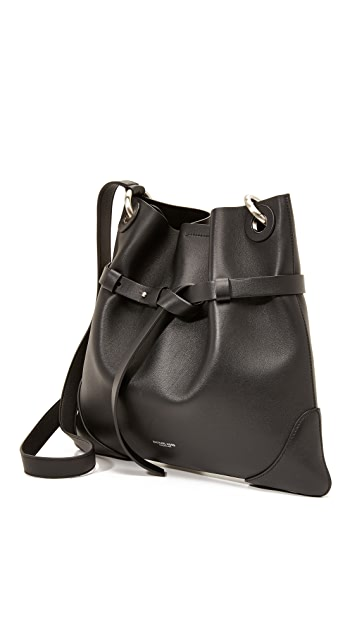 Michael Kors Collection Sedona Medium Belted Hobo