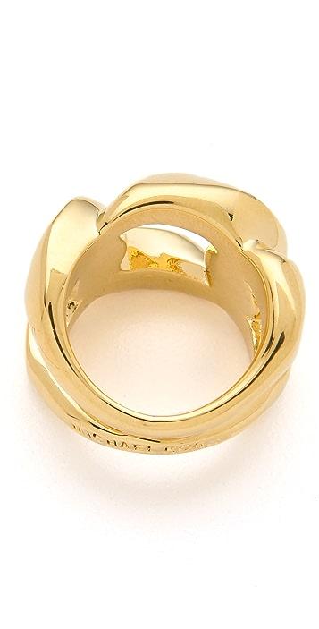 Michael Kors Chunky Chain Ring