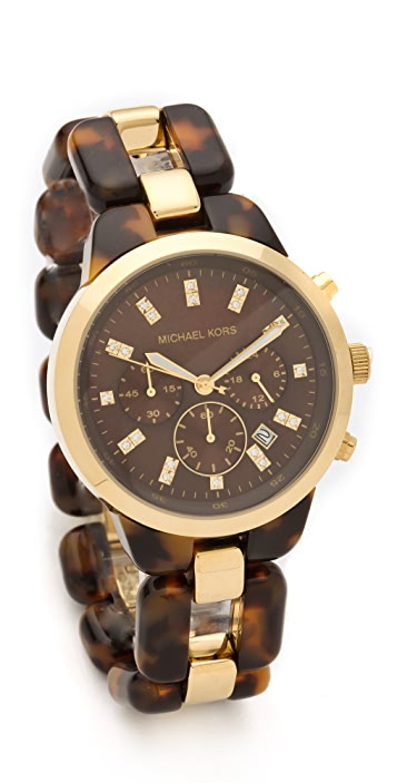 Michael Kors Showstopper Chronograph Watch