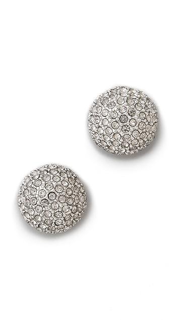 Michael Kors Uptown Punk Stud Earrings