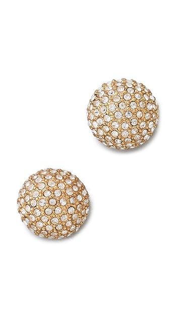 Michael Kors Glam Classics Stud Earrings