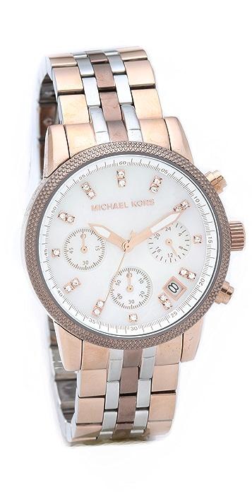 Michael Kors Trilogy Ritz Watch