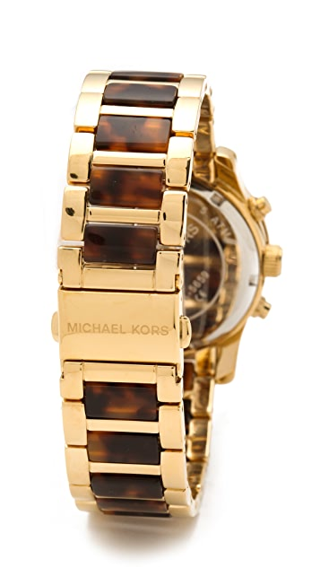 Michael Kors Runway Chronograph Watch