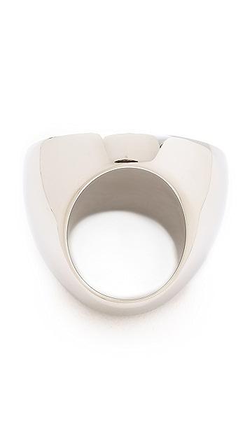 Michael Kors Turquoise Slice Ring