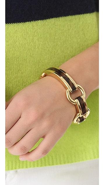 Michael Kors Tortoise Link Bracelet
