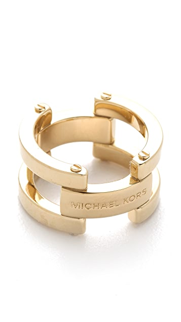 Michael Kors Link Ring