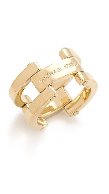 Michael Kors Link Ring