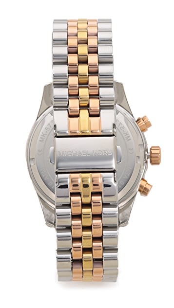 Michael Kors Lexington Triology Watch