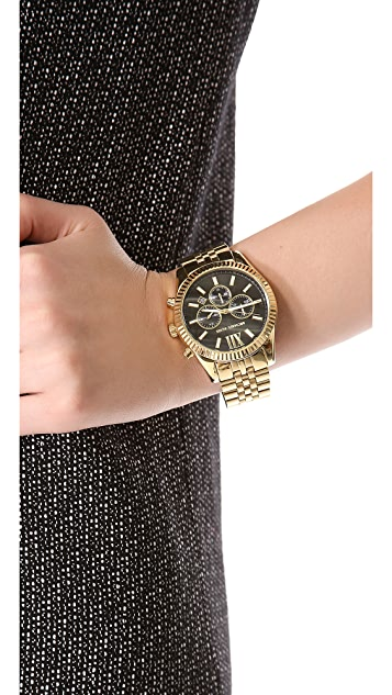 Michael Kors Oversized Lexington Watch