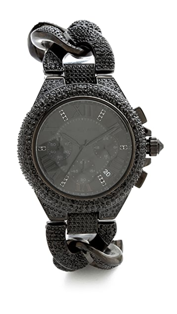 Michael Kors Glitz and Glamour Camille Watch