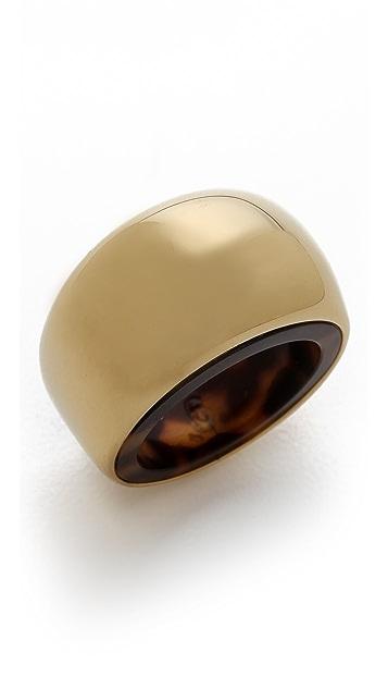 Michael Kors Inner Frame Dome Ring