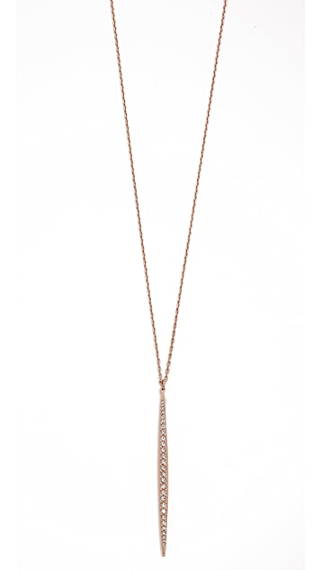 Michael Kors Matchstick Charm Necklace