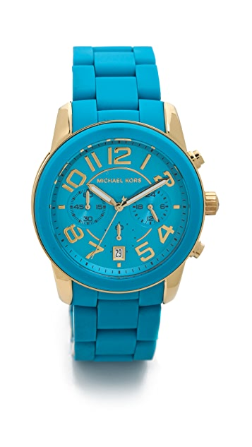 Michael Kors Preppy Chic Mercer Watch