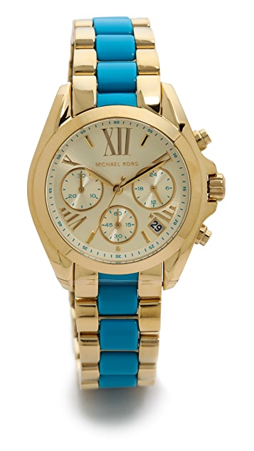 Michael Kors Mini Bradshaw Watch