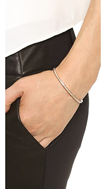 Michael Kors Pave Open Cuff Bracelet