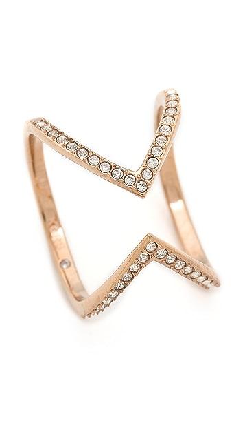 Michael Kors Open Delicate Arrow Ring