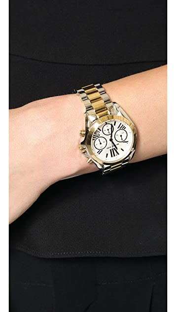 Michael Kors Mini Brandshaw Watch
