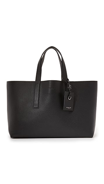 2bf57c85c7c7 Michael Kors Mason East West Reversible Leather Tote | EAST DANE